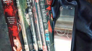 TV series and anime lot