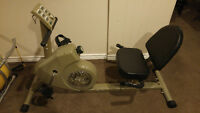 Stationary Exercise Bike - Excellent Condition !!