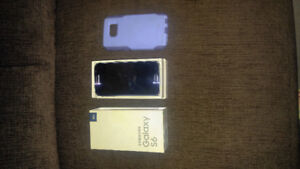 (UNLOCKED) 32GB SAMSUNG GALAXY S6 INCLUDE OTTER BOX + EARBUDS