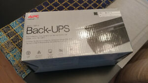 APC Back-UPS 650VA/360W (BRAND NEW)