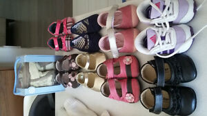 6-12 month baby girl clothing- 70 spring and summer items