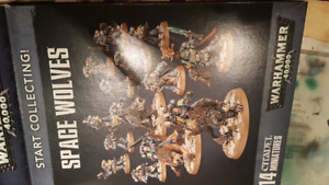 Warhammer 40k space wolves Start Collecting