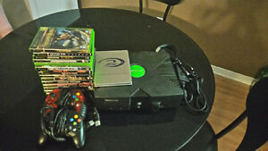 The old original Xbox