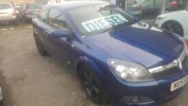 Vauxhall Astra 1.9CDTi 16v ( 150ps ) Sport Hatch SRi 3 DOOR - 2009 59-REG