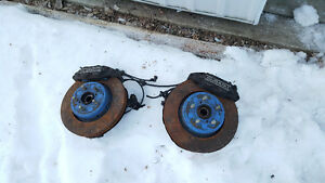Whole Brake Assembly Subaru WRX STI