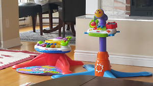 2 fisher price music toys