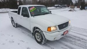 FORD RANGER EXTENDED CAB PICKUP *** CERTIFIED *** $5995