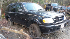 parting out 2000 ford explorer
