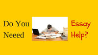 Quality, experienced: Editing of Essays, Thesis, Research Paper.