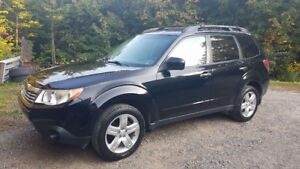 2010 Subaru Forester Limited VUS
