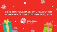 Gifts That Give Back: Online Auction