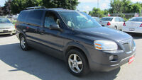 2008 Pontiac Montana Extended DVD, New Brakes, New Tires.