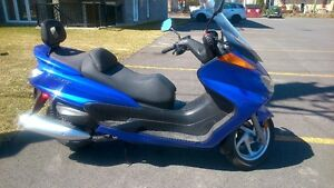 yamaha majesty 400 2007