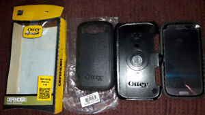 Samsung S3 with new Otterbox Defender case & belt clip