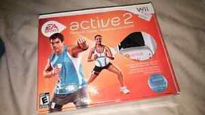 Wii active 2. New sealed