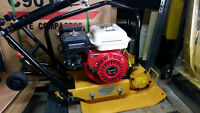 PLATE TAMPER COMPACTOR BRAND NEW