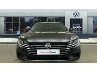 2020 Volkswagen Arteon 2.0 TDI SCR 190 R-Line 5dr DSG Diesel Hatchback Auto Hatc