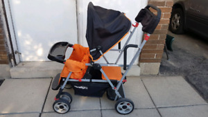 Joovy Caboose Ultra-Light Sit-and-Stand Stroller