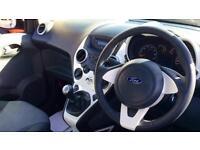 2014 Ford Ka 1.2 Zetec (Start Stop) Manual Petrol Hatchback