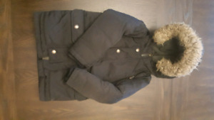 Boys winter coat down filled