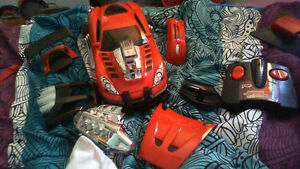 Morph Machines Tyco R/C remote controlled car $15 or best offer