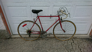 Peugeot 10 Speed Road Bike