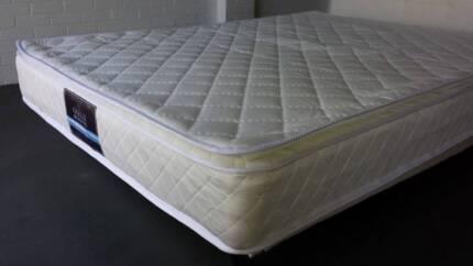 Stunning Mattress, Brand New Queen Pillow Top Mattress