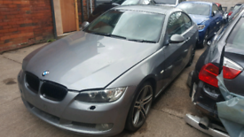 Bmw 320i breaking 2007 coupe