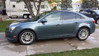 2012 Chevrolet Cruze Eco with Winter Tires and Extended Warranty