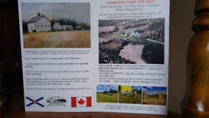 N.S. FARM & LAND FOR SALE