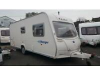 BAILEY RANGER 550/6 BERTH FIXED BUNK BEDS 2007