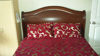 wooden Bed Frame Queen size