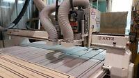 CNC TABLE DE DECOUPE NUMERIQUE AXYZ 5010-ATC