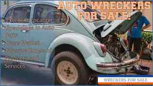 AUTO WRECKERS SPARE PARTS BUSINESS FOR SALE Campbellfield Hume Area Preview