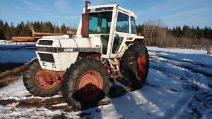 tracteur case 1690