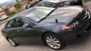 ***2007 Acura TSX