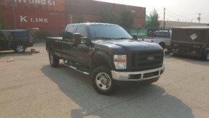 2008 FORD F350 DIESEL FOR SALE (8ft box)