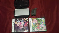 Silver DS lite bundle !