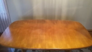 Beautiful Teak Dining Table Edmonton Edmonton Area image 2
