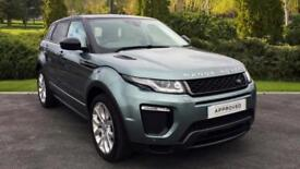 2016 Land Rover Range Rover Evoque 2.0 TD4 HSE Dynamic 5dr Automatic Diesel 4x4
