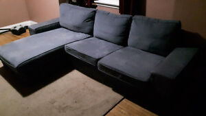 Kivik Couch/Chaise need gone ASAP TY