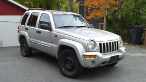 2003 Jeep Liberty ``limited edition``