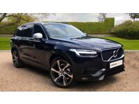 2018 Volvo XC90 2.0 D5 PowerPulse R Design Pro Automatic Diesel Estate