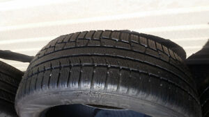 Used summer tires for sale  215/ 55R 17