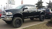 "2013 RAM 2500 LARAMIE 8""LIFT IN GREAT CONDITION AND CERTIFIED !! Edmonton Edmonton Area Preview"
