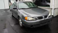 2003 Pontiac Grand Am se Berline