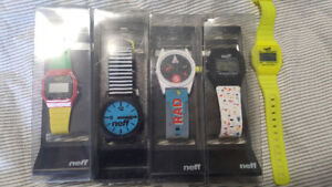 New Neff Watches in Box. Cheap Price !