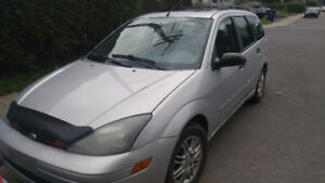 2003 Ford Focus ZTW Station Wagon-Full Option