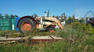 Antique - 800 Case o Matic Tractor Strathcona County Edmonton Area image 1
