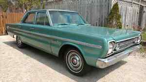 1966 Plymouth Belvedere ll